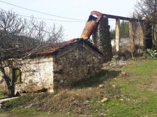 Değirmen ve Su Kanalı - Muğla/Marmaris Kırsal Evler Restorizm Mimarlık Restorasyon Proje Taah. Ltd. Şti Kırsal/Country
