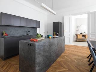 Kitchen by destilat Design Studio GmbH,
