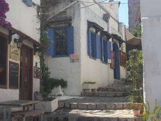 Kale ve Çevresi Kentsel Sit Alanı - 30. Sokak - Cephe İyileştirme Projesi - Muğla/Marmaris Kırsal Evler Restorizm Mimarlık Restorasyon Proje Taah. Ltd. Şti Kırsal/Country