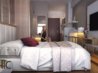 Ectic Camera da letto piccola