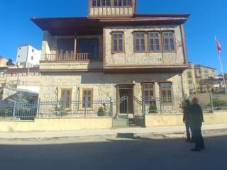Kavallar Evi - Bayburt Kırsal Evler Restorizm Mimarlık Restorasyon Proje Taah. Ltd. Şti Kırsal/Country