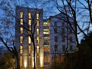 根據 FTA Filippo Taidelli Architetto 現代風