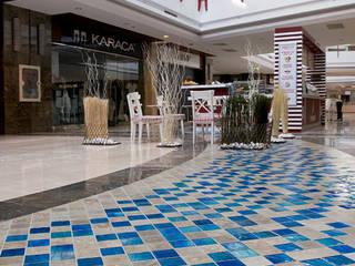 Centros comerciales de estilo  de DESTONE YAPI MALZEMELERİ SAN. TİC. LTD. ŞTİ. , Industrial