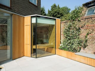 Belsize Lane by IQ Glass UK Modern