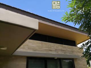 de Oleb Arquitectura & Interiorismo Tropical