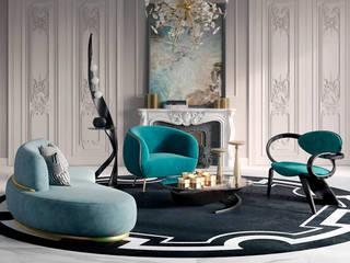 interior ( 1):  в современный. Автор – actual design, Модерн