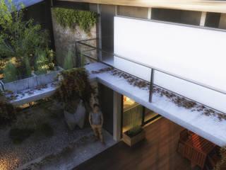 van Rr+a bureau de arquitectos - La Plata Modern