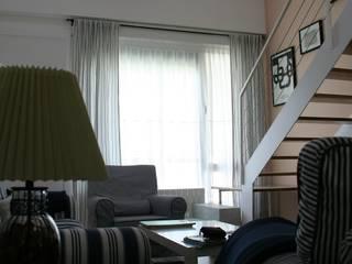 Salas modernas de Gala Feng Shui Interiorismo online en Azpeitia Moderno