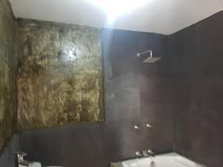 remodelacion baño estilo industrial: Baños de estilo  por Arqmad