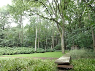 Andrew van Egmond (ontwerp van tuin en landschap) Jardines de estilo rural