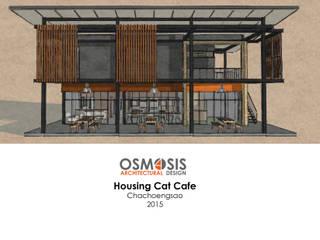 OSMOSIS Architectural Design Endüstriyel