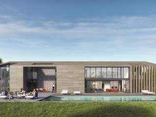 Slash Architects – Akçakoca Haftasonu Evi:  tarz Evler