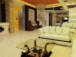 RCC Plaza Modern hotels by ARC INDUSTRIES Interior Design Modern