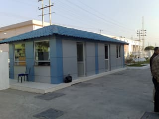 JUPITER-SOLAR-POWER-LTD Industrial style study/office by ARC INDUSTRIES Interior Design Industrial