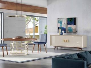 Decordesign Interiores Dining roomDressers & sideboards Beige