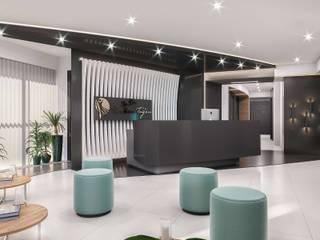 Cliniques de style  par VERO CONCEPT MİMARLIK