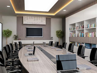 ANTE MİMARLIK Modern office buildings