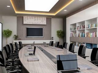 ANTE MİMARLIK Edificios de oficinas de estilo moderno