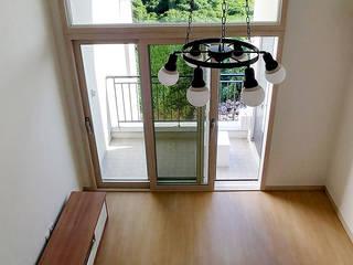 서광리 다가구주택: 건축사사무소 지음의  거실
