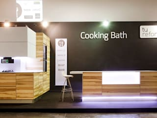 Proyecto Cooking Bath de PROYECTA ARQUITECTURA INTERIOR Moderno