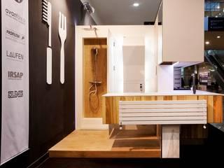 Proyecto Cooking Bath Baños de estilo moderno de PROYECTA ARQUITECTURA INTERIOR Moderno