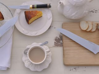 Facas artesanais:   por Industria de Cutelarias - KYNA Knives,Moderno