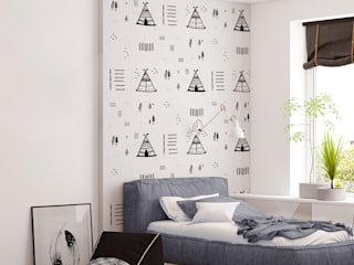 Humpty Dumpty Room Decoration Habitaciones infantilesAccesorios y decoración Negro