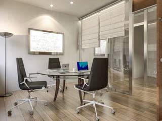 Décima: Clínicas / Consultorios Médicos de estilo  por camargo arquitectos