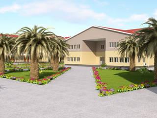 OKUL Endüstriyel Okullar PRODİJİ DİZAYN Endüstriyel