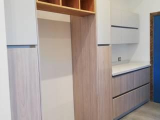 Diseño de Cocina en Puerto Varas por Quo Design de Quo Design - Diseño de muebles a medida - Puerto Montt Moderno