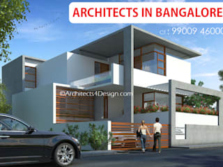 A4 Architects in Bangalore Ct : 99009 46000 Architect and Construction services. by A4 ARCHITECTS IN BANGALORE Modern