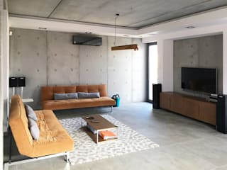Artis Visio Living roomAccessories & decoration Concrete