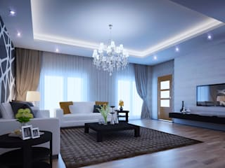 Mımarıf Archıtecture – Villa: modern tarz , Modern