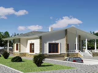 Villa Modern Evler Mımarıf Archıtecture Modern
