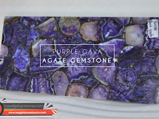 Height Stones Interior landscaping Sandstone Purple/Violet