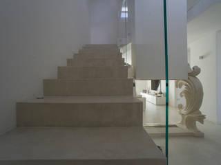 Suelos de estilo  de RIMPER SAS di Galli Adriano e C., Moderno