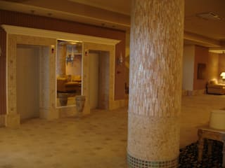 Hoteles de estilo  de DESTONE YAPI MALZEMELERİ SAN. TİC. LTD. ŞTİ. , Rural