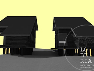 Loberia Arquitectura Single family home