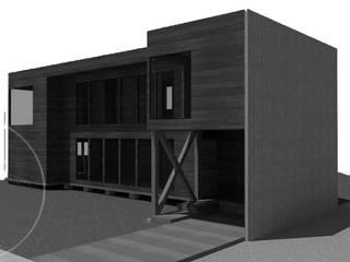 Diseño Casa Herrera por Lobería Arquitectura de Loberia Arquitectura Mediterráneo