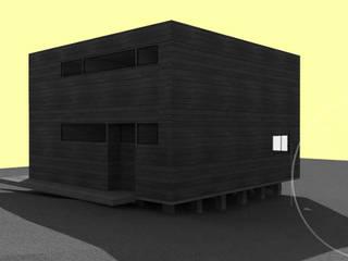 Diseño de Casa Flavio por Lobería Arquitectura de Loberia Arquitectura Mediterráneo