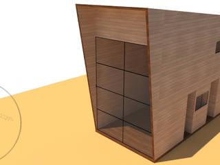 Diseño de Loft 56 por Lobería Arquitectura de Loberia Arquitectura Mediterráneo