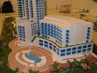 PROYECTO HOTELERO. TOWN HOUSES de URCODI