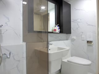 Phòng tắm theo inark [인아크 건축 설계 디자인],