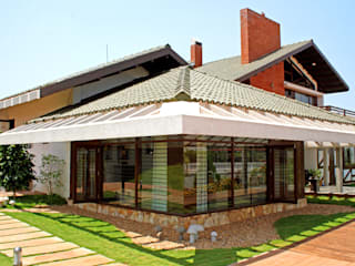 Kalburgi Residence by Kembhavi Architecture Foundation Modern