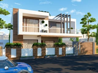 house interiors by Vinyaasa Architecture & Design Classic