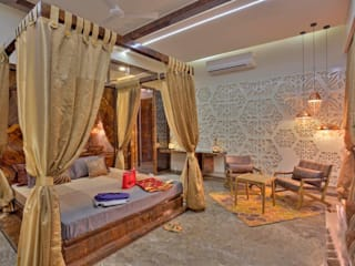 private residence project Classic style bedroom by Vinyaasa Architecture & Design Classic