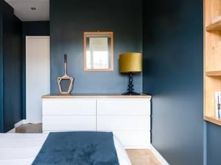 Anne Lapointe Chila Dormitorios de estilo moderno Madera