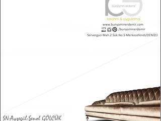 Bünyamin Erdemir Tasarım ve Uygulama의  주방