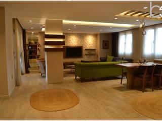 ห้องนั่งเล่น by Bünyamin Erdemir Tasarım ve Uygulama