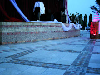 Hoteles de estilo  de DESTONE YAPI MALZEMELERİ SAN. TİC. LTD. ŞTİ. , Mediterráneo